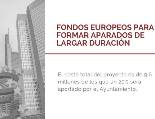 Marbella opta a nueve millones de fondos europeos para formar a parados de largar duración.